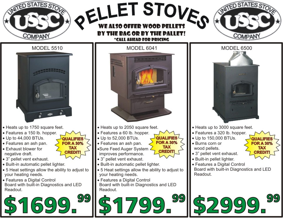 - Wood Pellets And Pellet Stoves